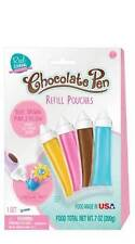 Chocolate Pen Refill Pouches Assortment  #376714