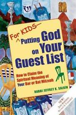 For Kids - Putting God on Your Guest List - 2nd Edition: How to Claim-ExLibrary