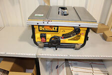 TR64710 DW745 DEWALT 15 Amp 10 in. Compact Job Site Table Saw