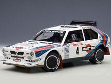 """AUTOart Lancia Delta S4 """"Martini"""" Tour de Corse #4 1986 1:18 (88620)"""