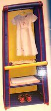 Reise Kleiderschrank für Kinder von Basic Like Art. 592 068 Metall / Kunststoff