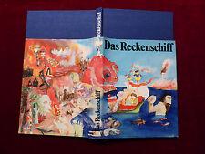 Buch, Das Reckenschiff, Russische Volksmärchen, Illus Gisela Neumann, DDR 1981