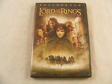 NEW Lord of the Rings: The Fellowship of the Ring (DVD 2002, 2-Disc Widescreen)