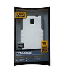 GENUINE Samsung Galaxy Note 3 Otterbox Commuter Case Cover 77-35622 - White