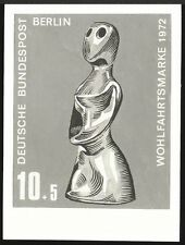 BERLIN FOTO-ESSAY 435/438 SCHACH 1972 CHESS AJEDREZ SZACHY PROOF RARE! a371