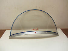 LAMBRETTA VESPA UNIVERSAL 60s FLYSCREEN TOP BLUE NEW OLD STOCK ULMA VIGANO SUPER