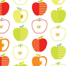 Apple Pattern Wallpaper Self Adhesive Vinyl Wallcovering Home Depot Peel Stick