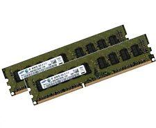 2x 8gb 16gb ddr3 1333 Mhz ECC RAM per HP MicroServer n40l pc3-10600e