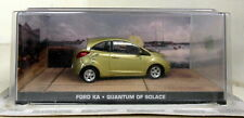 SCALA 1/43 James Bond 007 FORD KA QUANTUM OF SOLACE Auto Modello Diecast
