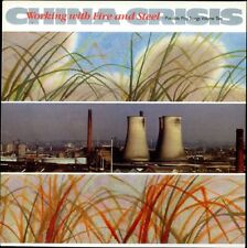 CHINA CRISIS Working With Fire And Steel Possible Pop Songs Volume Two 1983 LP