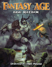Fantasy AGE: Basic Rulebook Roleplaying Game GRR 6001