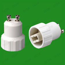 GU10 To G9 Light Bulb Base Socket Lamp Adaptor Converter Holder