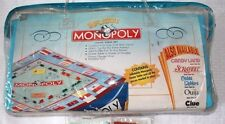 Very unusual Inflatable Portable Monopoly Game Table Set - New