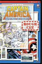 Captain America - Sentinel of Liberty (1998-1999) #1 of 12 (Rough Cut Variant)