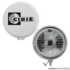 Cibie Oscar Rally Fog Light With Plastic Cover, Porsche 911/912/930/914/928