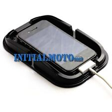 Sedan Silicone Gel Mobile Cell Phone Sticky Pad Anti Slip Mat Holder Stand Mount