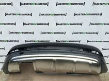 AUDI Q3 OFFROAD REAR BUMPER IN BLACK COMPLETE [A32]