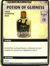 Pathfinder Adventure Card Game - 1x Potion of Glibness - Character Add-On