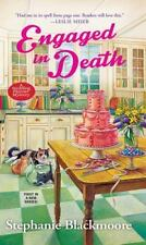 A Wedding Planner Mystery: Engaged in Death by Stephanie Blackmoore (2016,...