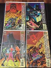 Batman Gotham Nights II 1-4 DC Complete Mini Series Comic Set 1 2 3 4 Robin
