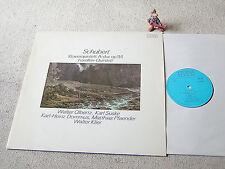 SCHUBERT Forellen-Quintett OLBERTZ SUSKE DOMMUS PFAENDER KLIER 1975 DDR LP ETERN