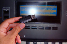 espansione usb con 550 sounds programs per Kurzweil pc3k6 pc3k7 pc3k8 kore 64