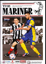 2013/14 GRIMSBY TOWN V HEREFORD UNITED 11-03-2014 Skrill Premier