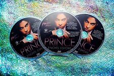 Pin & FREE Prince & The NPG Montreux Switzerland 2013 3 Concerts 3 DVD Set 7 Hrs