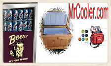 Mr Cooler .com Website Selling Coolers Specialty Party Back Yard Tailgate Domain