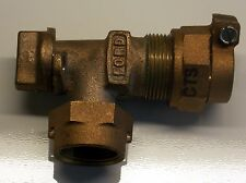 Ford BA43-232W Ball Valve | Angle Ball Meter Valve | Pack Joint