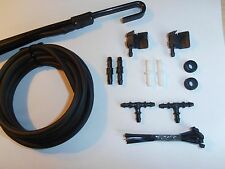 MITSUBISHI Windscreen Wiper Washer Jet Kit (Bonnet/Scuttle to Wiper arms)