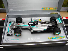 LTD BRAND NEW BOXED SCALEXTRIC HYBRID MERCEDES F1 CAR 2014 NICO ROSBERG C3621A