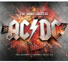 Many Faces Of Ac/Dc (2012, CD NEUF)3 DISC SET