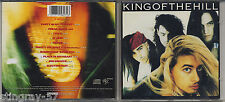 KING OF THE HILL S/T SAME CD SLEAZE GLAM FUNK METAL