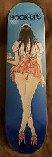 "Hook-Ups ""Waitress In Trouble"" Skateboard Deck - 8.0 [First Edition/First Issued"