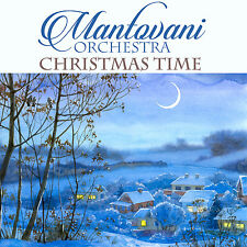 CD Mantovani Orchestra Christmas Time von The Mantovani Orchestra