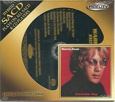 Zevon, Warren excitable Boy ibrido-SACD audio Fidelity NUOVO OVP SEALED LIMITED e
