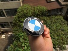 4 x Genuine BMW Emblem Logo Badge Hub Wheel Rim Center Cap 68mm Set of 4grey