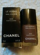 Chanel Le Vernis Particuliere Nail Colour 13ml. BNIB. Rare/Discontinued.
