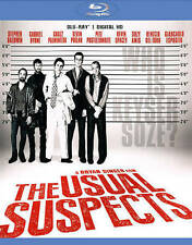 The Usual Suspects (Blu-ray Disc, 2015, 20th Anniversary) NEW