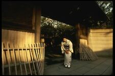 145020 A Welcoming Bow At The Entrance Of A Japanese Ryokan Inn A4 Photo Print