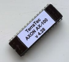 AXON AX-100 MKII Firmware upgrade EPROM V4.28  FOR BLUECHIP AND TERRATEC  MODELS