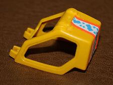 Playmobil pièce détachée capote remorque vélo 3068 ref kk