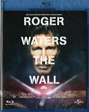 ROGER WATERS THE WALL BLU-RAY NUOVO SIGILLATO !!