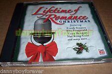 Lifetime of Romance Christmas CD Time Life Music Roy Orbison The Supremes etc