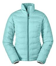 NWT Eddie Bauer Women's Down 650 fill Jacket Glacier Boundary Pass XL StoRmRepel