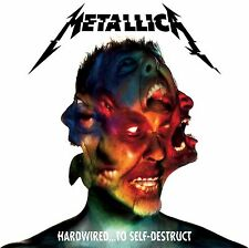 "Metallica ""hardwired..."" limited coloured Vinyl 3LP + CD MP3 Box-Set NEU 2016"