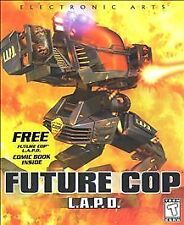 Future Cop: L.A.P.D. lapd (Windows/Mac, 1998)