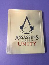 Assassin's Creed Unity Collector's Steelbook Case *G2 Size + NO Game* NEW