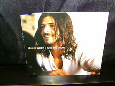 THICKE – WHEN I GET YOU ALONE - AUSTRALIAN CD SINGLE